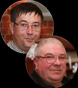Peter Cook & Bob Tyler