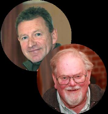 Ray Moules & Ken Pemberton